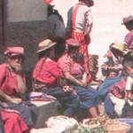 Guatemala'da renk panayırının izinde ve tanrıların terasları Todos Sandos; Dördüncü yazı