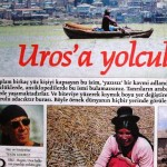 Peru, Copacabana Gölü üzerinde insanlığın gözünden uzak, fakat tanrıların arabalarına çok yakın Uros'a yolculuk