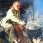 Zorn, Målarnas målare har han ofta kallats. Han är hundra femtio år nu. Zorn için gerçek yaşam olan, sanatı ile soluk alıp vermesi ölümünden doksan yıl sonra sürüyor.