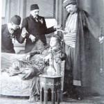 Zorn 1886'da İstanbul'a geliyor... Zorn skriver i dagbok; 'Jag hade blivit kär i en flicka,'