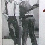 Buenos Aires ve tango! Nedir tango? Kıvrak bir coşku, naz ve utangaçlıktır tango.. Özde, Avrupa'dan yola çıkan nüfus Hareketleri ve kültür şoku ile ortaya çıkan bir yoldur, şöyle ki, kültür kimiliği belirsiz bir masaldı ilk başlarda her şey. İkinci bölüm.